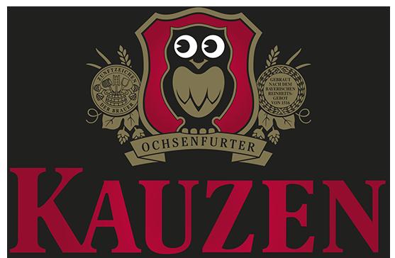 Kauzen Bräu Ochsenfurt · Gutes bewahrt seit 1809